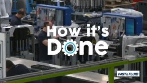 Designing, developing and producing a dispenser. Do you know how it's done?