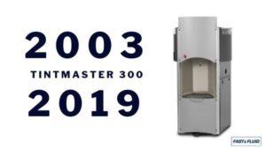 TM300 dispenser phase out